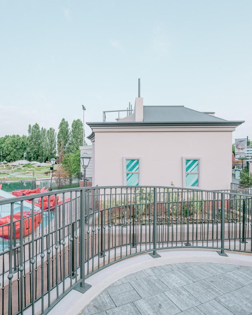 Fotografo Architettura Bergamo - Leolandia